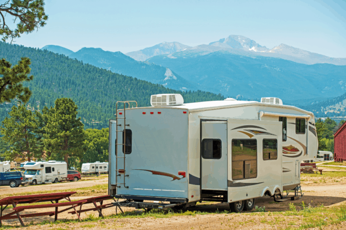 How to Level an RV
