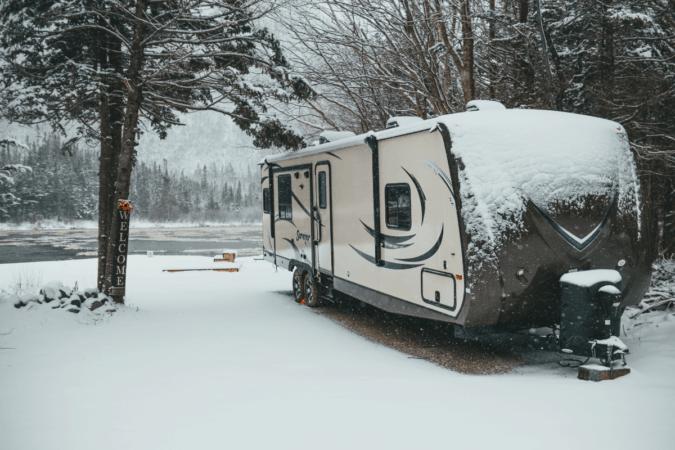 rv built for winter