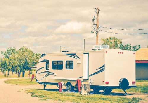 5th wheels camper