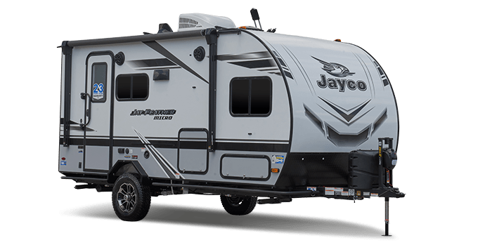 Jayco Jay Feather Micro off road travel trailer