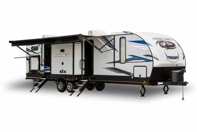 Forest River has some of the best Travel Trailers and offer motorhomes too.