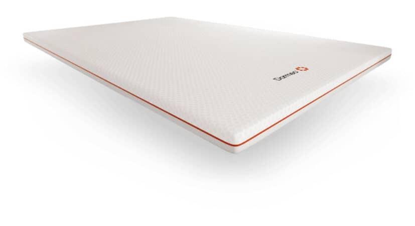 Dormeo white RV mattress topper