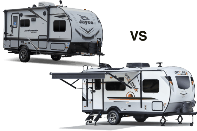Best Off Road Travel Trailer - Geo vs Micro