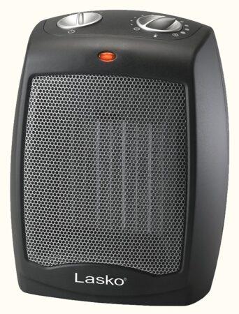 Lasko CD09250 Ceramic Adjustable Thermostat