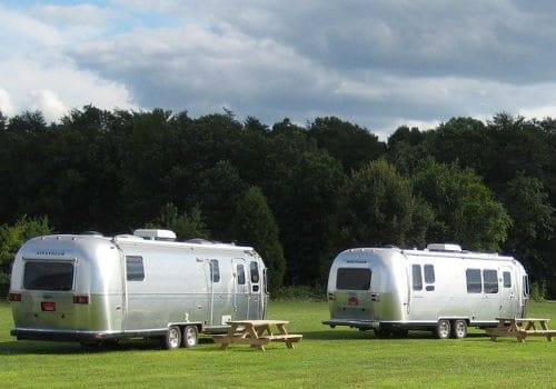 Airstream caravel RV
