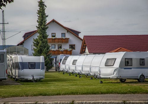 Buying from an RV Dealer