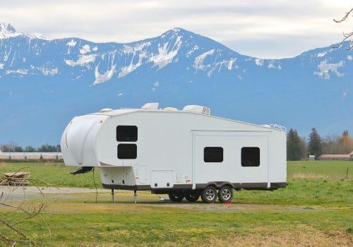 Camper model 5th wheels