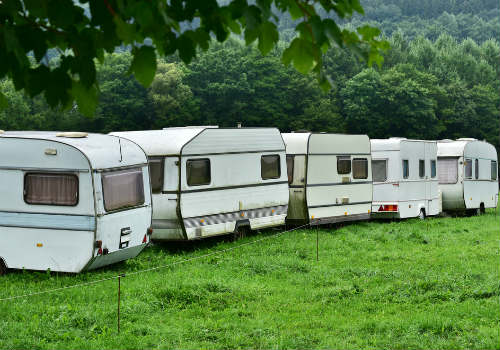 Campgrounds that don't care about RV age