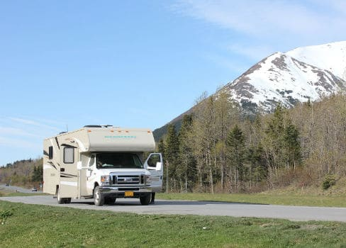 Charge RV batteries