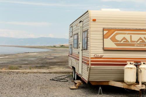 Check smells  in camper