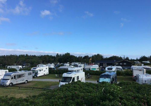 The cost of opening an RV park