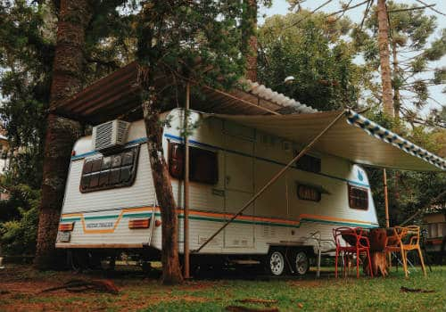 Extra fees for RV park
