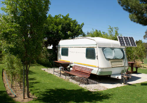 Fulltime RV living on your property