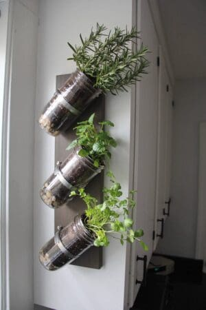 Indoor Herb Garden by Sandpiper Woodworking - Photo by Etsy