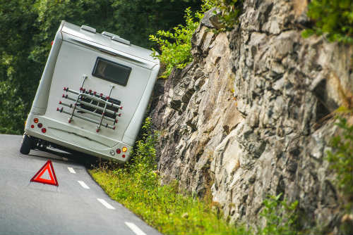 Make sure you are safe in camper