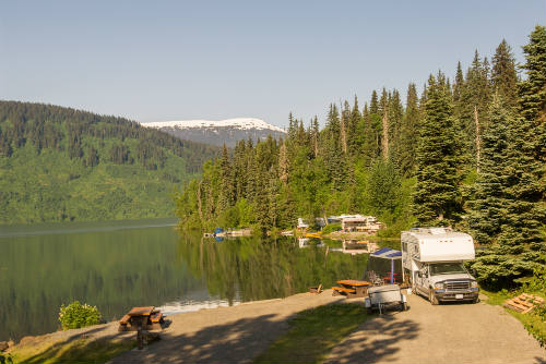 National park campgrounds