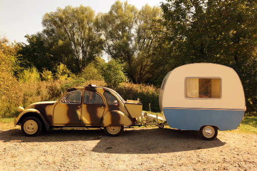 The Best Teardrop Campers That Almost Any Vehicle Can Tow