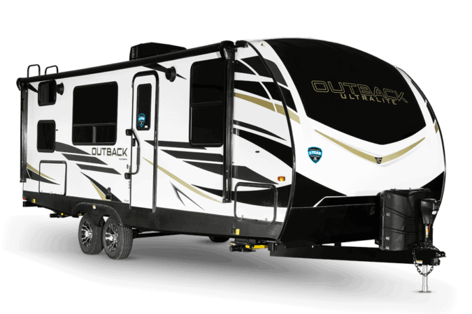 Keystone makes some of the best travel trailers