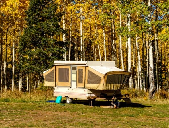 Pop-up campers hold a significant place in RV History