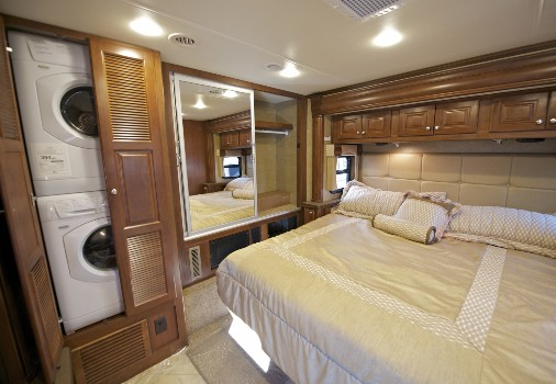 Portable washer and dryers in RV