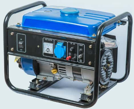 Propane RV generator for dependable power