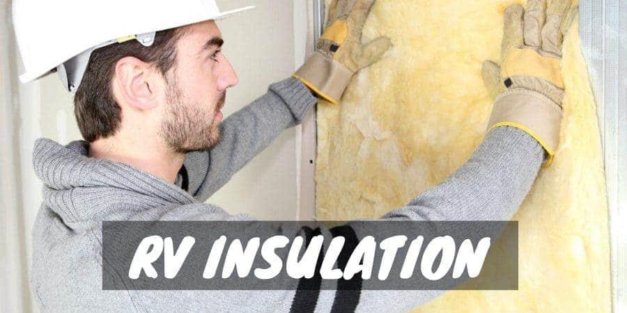 RV insulation