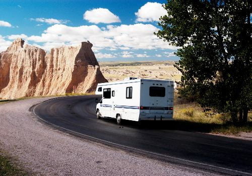 Seek legal assistance for RV