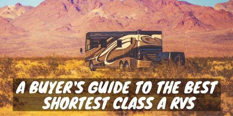 Shortest class A RVs