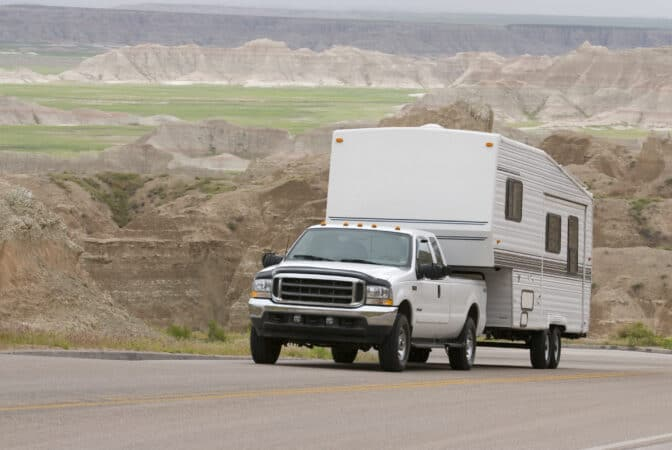 The modern 5th wheel has its roots in 1850's RV history