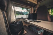 How To Work From Your RV In 2021