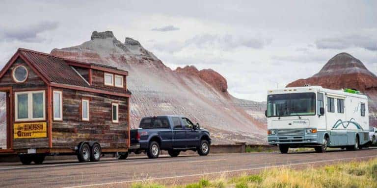 Tiny House vs RV: 9 Reasons an RV Is Better Than a Tiny House