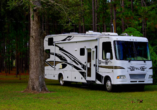 Travel trailers with two bedrooms