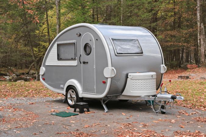 ultra-lightweight travel trailer